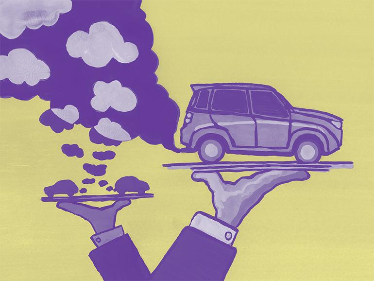 Energieeffizienz und CO2-Reduktion im Verkehr